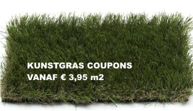 Kunstgras coupons